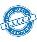 HACCP Food Safety Certified - Natural Food Argentina