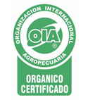 OIA Orgánico Certificado - Natural Food Argentina